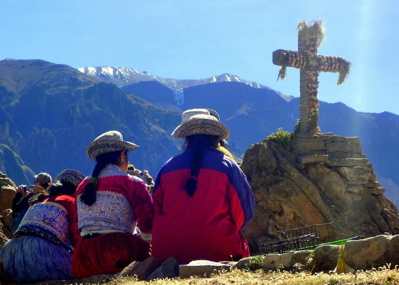 The Global Test:  Tall Tales from Colca Canyon, Peru - 15