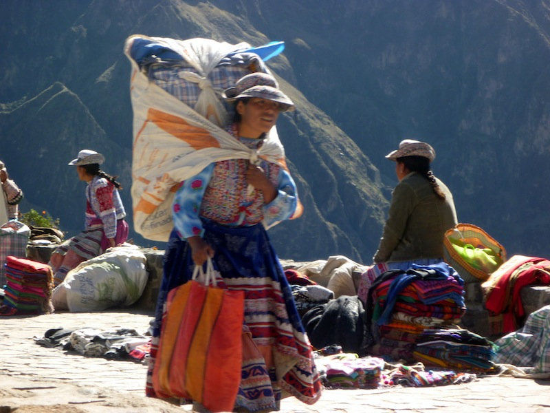 The Global Test:  Tall Tales from Colca Canyon, Peru - 16