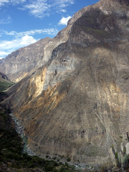 The Global Test:  Tall Tales from Colca Canyon, Peru - 8