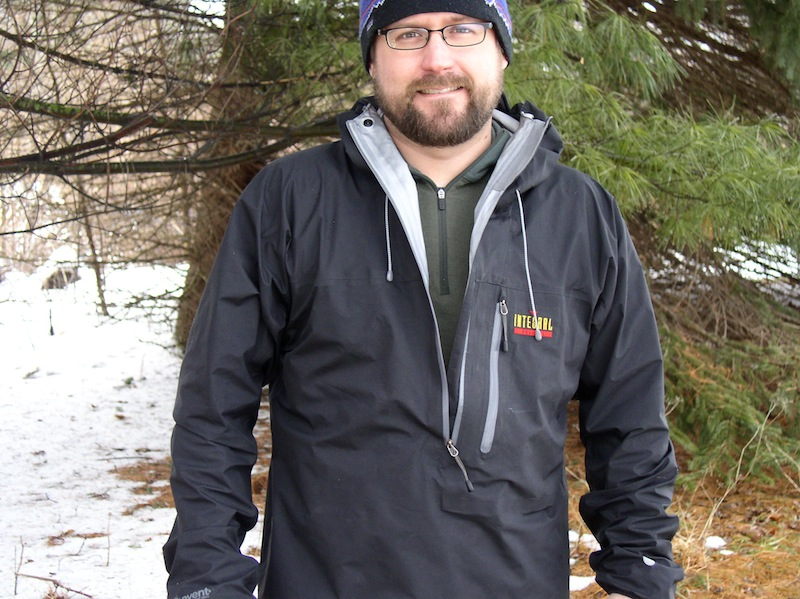 Integral Designs eVent Pullover Review - 1