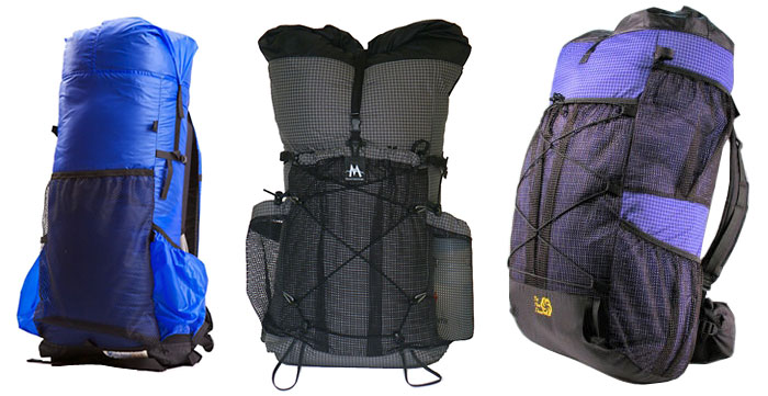 Lightweight Frameless Backpacks State of the Market Report 2011: Part 1 – Choosing and Using a Frameless Pack - 1