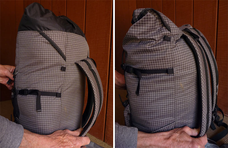 Lightweight Frameless Backpacks State of the Market Report 2011: Part 1 – Choosing and Using a Frameless Pack - 13