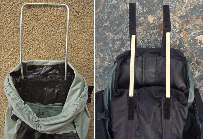 Lightweight Frameless Backpacks State of the Market Report 2011: Part 1 – Choosing and Using a Frameless Pack - 7