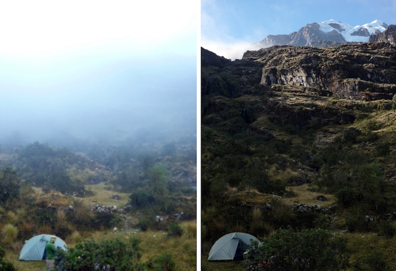 Global Test Photo Essay: Keepting it Real in Bolivia's Cordillera Real - 11
