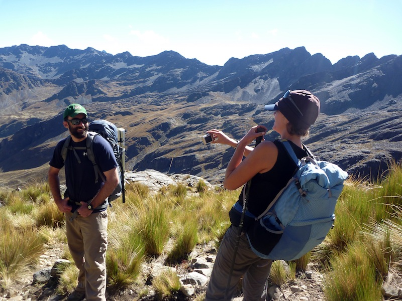 Global Test Photo Essay: Keepting it Real in Bolivia's Cordillera Real - 3