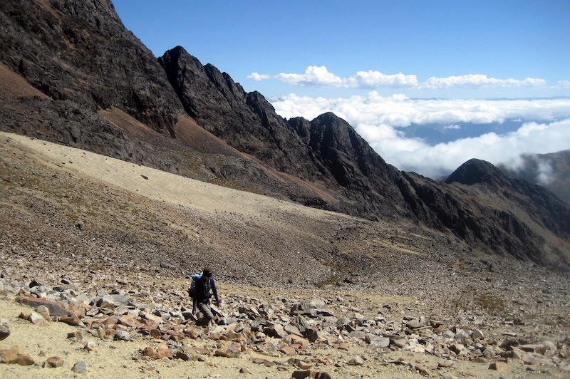 Global Test Photo Essay: Keepting it Real in Bolivia's Cordillera Real - 4
