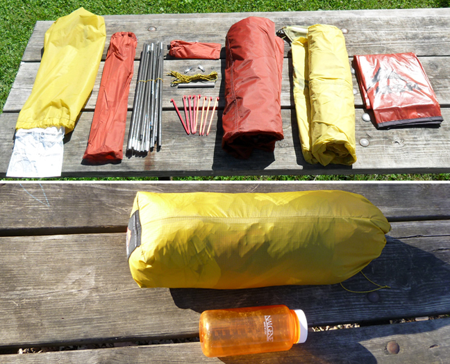 MSR Carbon Reflex 3 Tent Review - 4 & MSR Carbon Reflex 3 Tent Review - Backpacking Light