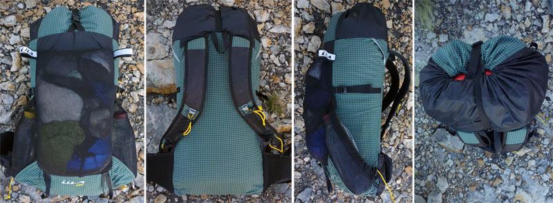 Ultralight Adventure Equipment Ula Cdt Backpack Review