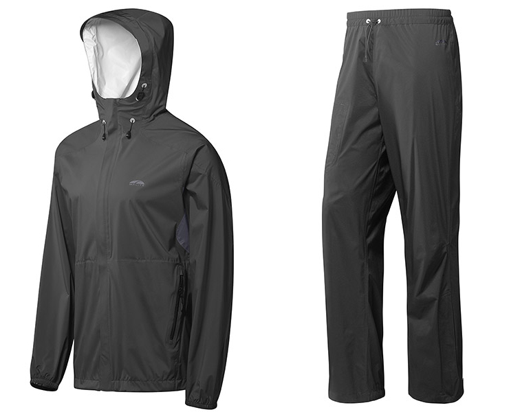 GoLite Tumalo Storm Jacket & Pants Review - Backpacking Light