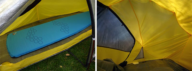 Terra Nova Laser Ultra 1 Tent Review - 5