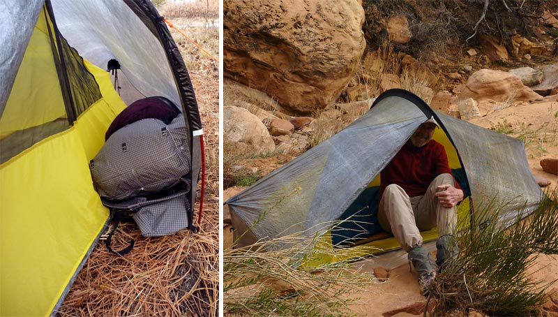 Terra Nova Laser Ultra 1 Tent Review - 7 : one man backpacking tent - memphite.com