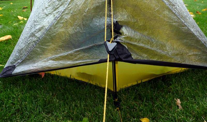 Terra Nova Laser Ultra 1 Tent Review - 8 & Terra Nova Laser Ultra 1 Tent Review - Backpacking Light