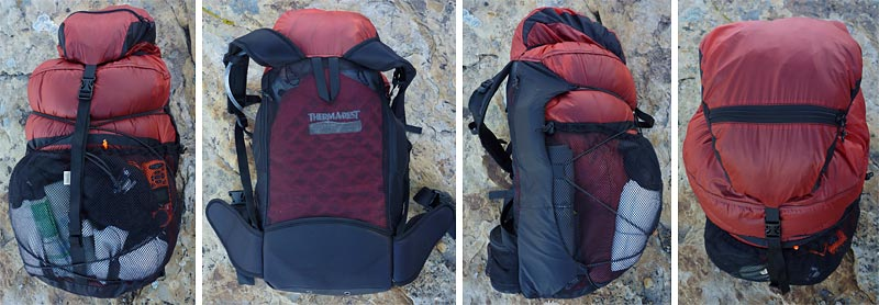 Equinox ARAS Eagle Backpack Review - 2