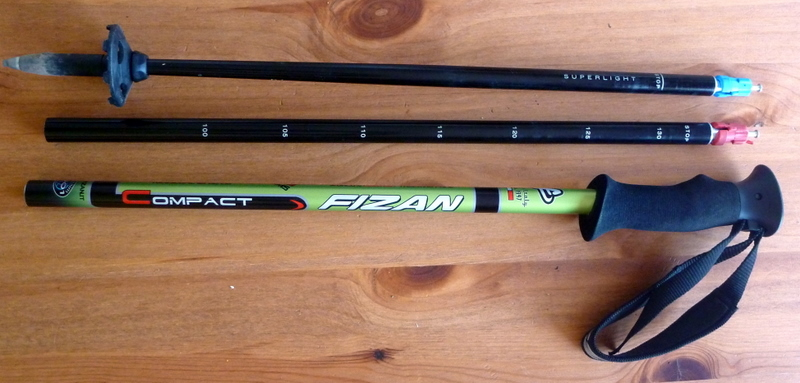 Fizan Compact Poles Review - 3