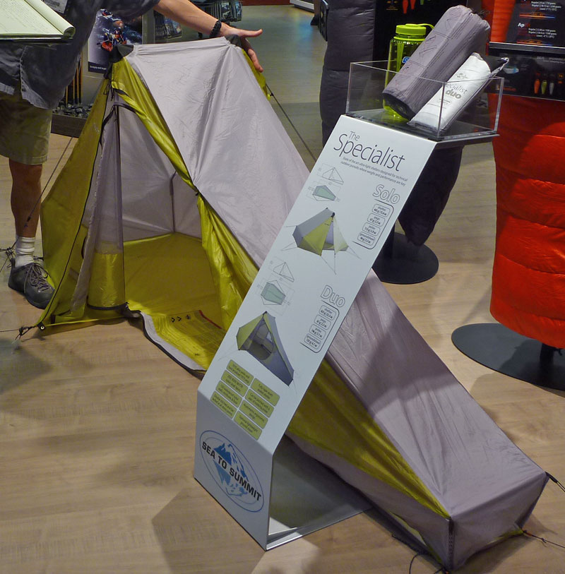 Outdoor Retailer Summer Market 2011 – Part 1: Lightweight Shelters and Sleep Gear - 10