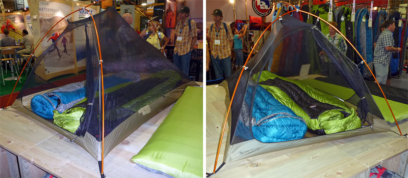 Outdoor Retailer Summer Market 2011 – Part 1: Lightweight Shelters and Sleep Gear - 3