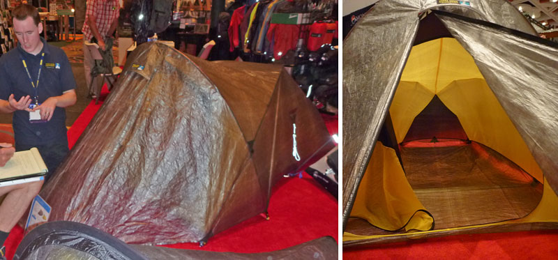 Outdoor Retailer Summer Market 2011 – Part 1: Lightweight Shelters and Sleep Gear - 6