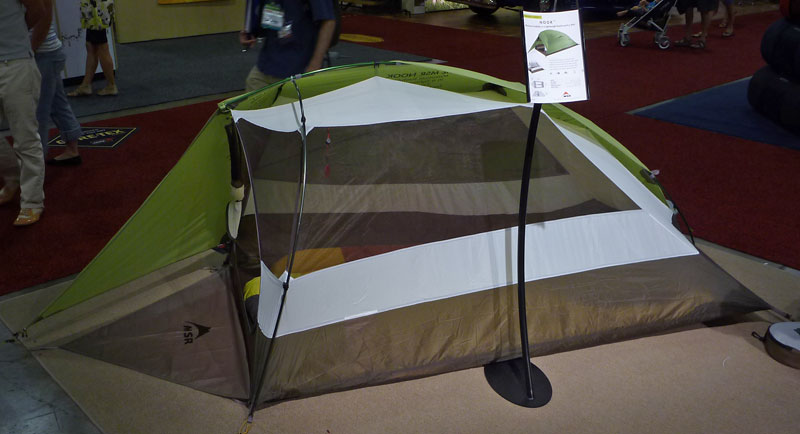 Outdoor Retailer Summer Market 2011 – Part 1: Lightweight Shelters and Sleep Gear - 8