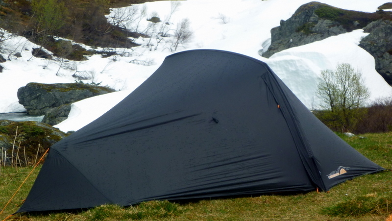 Vango Helium Superlite 200 Tent Review - 1
