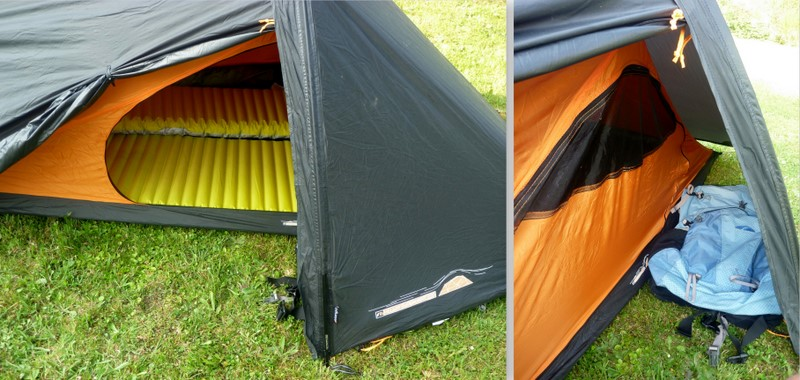 Vango Helium Superlite 200 Tent Review - 3