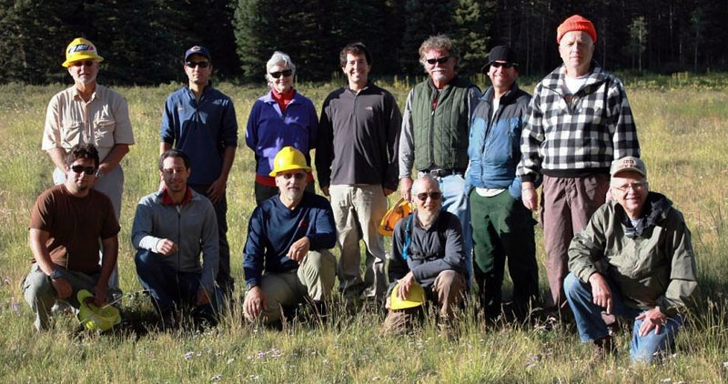 Continental Divide Trail Project Report: Hopewell Lake, NM, August 2011 - 5