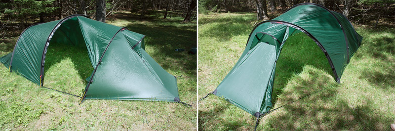Hilleberg Nallo 4 GT Review - 4
