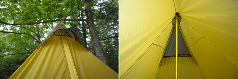 MSR Twin Brothers Review - 3 & MSR Twin Brothers Shelter Review - Backpacking Light