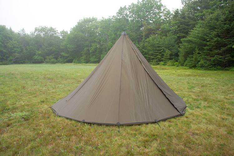Seek Outside VersaShelter 6 Person Tipi - 1 & Seek Outside VersaShelter 6-Person Tipi - Backpacking Light
