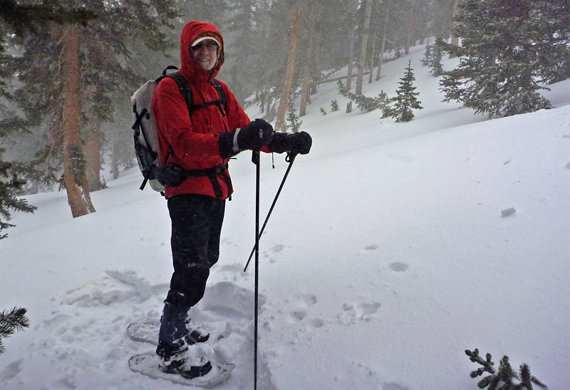MSR Lightning Flash Snowshoe Review - 1