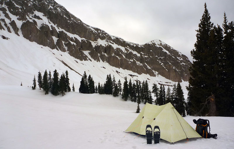 MSR Lightning Flash Snowshoe Review - 5