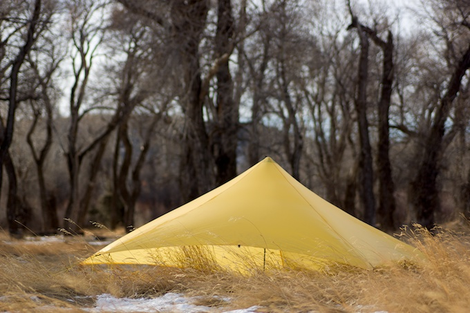 Storm Resistance of Ultralight Shelters - 6
