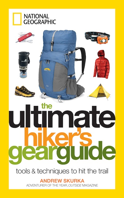 Andrew Skurkas The Ultimate Hikers Gear Guide – Book Review  - 1