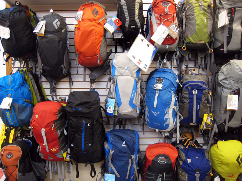 How to Best Pack Your UL/Frameless Backpack with UL Gear ...