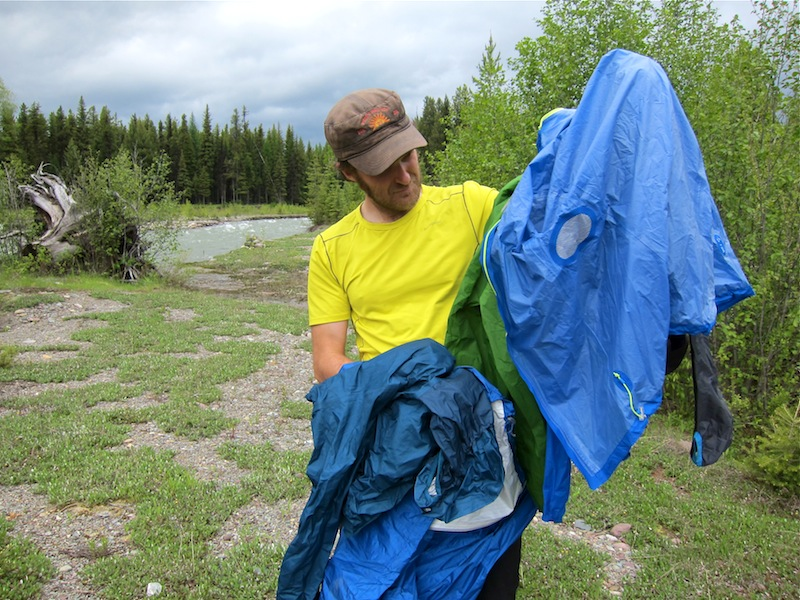 Ultralight Waterproof-Breathable Jackets: the 2012 State of the Market Report - Part 1: A historical definition of lightweight - 2