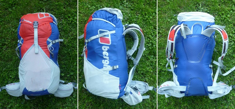 Berghaus Octans 40 Backpack Review - 2