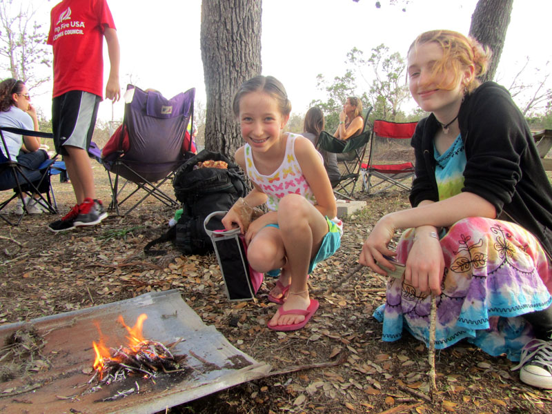 How Backpacking Light Has Helped Our Camp Fire Council Take Kids Backpacking - 6