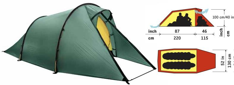 Hilleberg Nallo 2 Review - 1