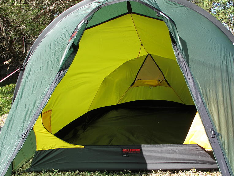 Hilleberg Nallo 2 Review - 2 & Hilleberg Nallo 2 Review - Backpacking Light