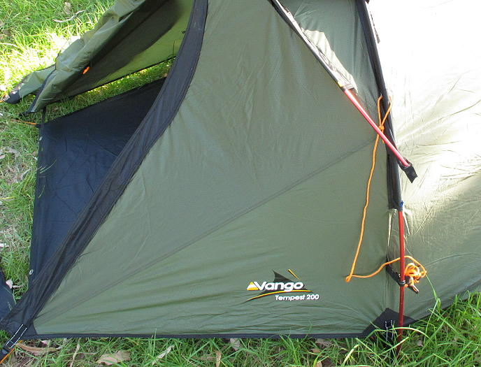 Vango Tempest 200 Review - 5