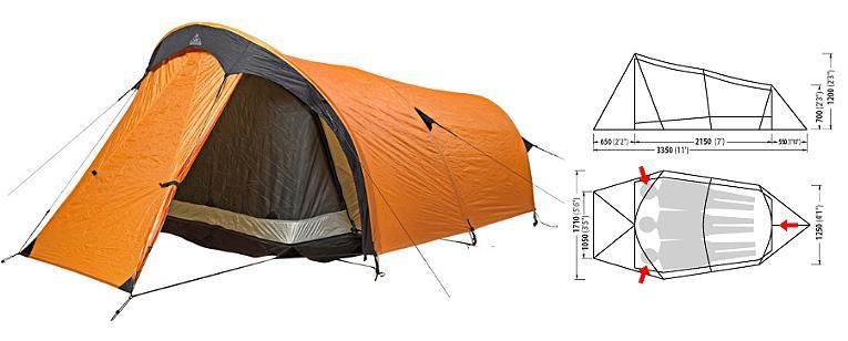 Wilderness Equipment First Arrow Review - 1  sc 1 st  Backpacking Light & Wilderness Equipment First Arrow Review - Backpacking Light