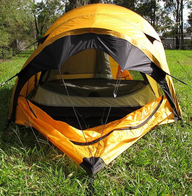 Wilderness Equipment First Arrow Review - 7 & Wilderness Equipment First Arrow Review - Backpacking Light
