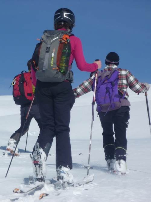 CAMP X3 600 Ski Pack Review - 6