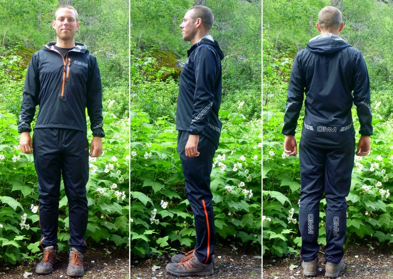 OMM Kamleika Race Smock, Jacket, and Pants Review - 2