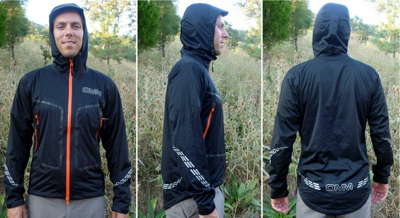 OMM Kamleika Race Smock, Jacket, and Pants Review - 3