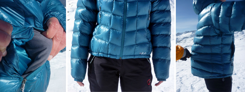 Down Jacket Shoot-out: GoLite Bitterroot vs. Rab Infinity - 4