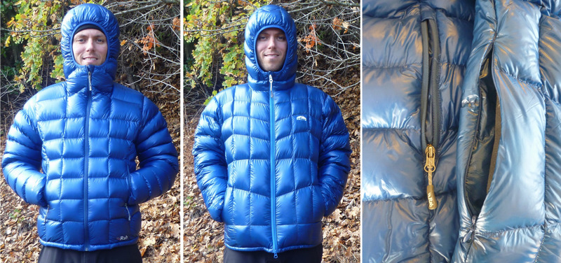 Down Jacket Shoot-out: GoLite Bitterroot vs. Rab Infinity - 7