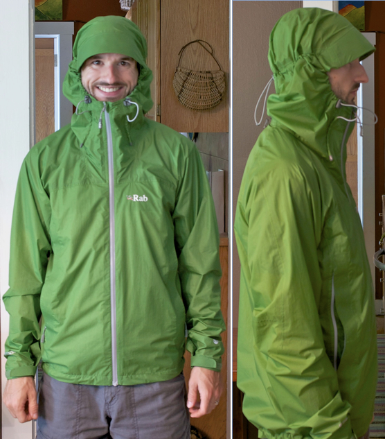 Rab Kinetic Jacket Review - 1
