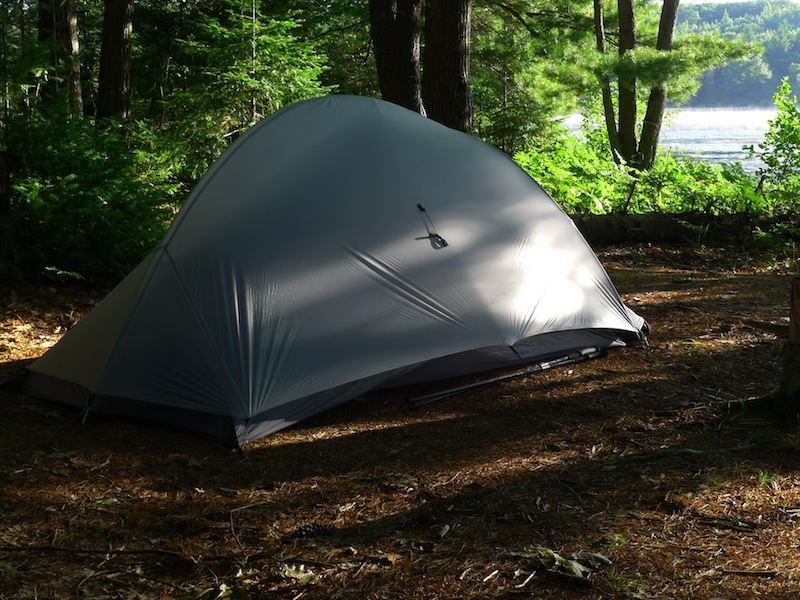 Big Agnes Fly Creek 2 Platinum Tent - 1 & Big Agnes Fly Creek 2 Platinum Tent Review - Backpacking Light