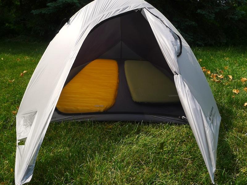 Big Agnes Fly Creek 2 Platinum Tent - 2 & Big Agnes Fly Creek 2 Platinum Tent Review - Backpacking Light