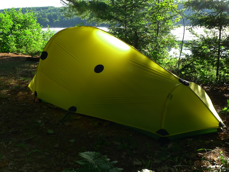 Brooks-Range Foray Tent Review - 10